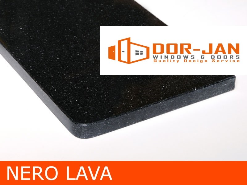 Marble Nero Lava